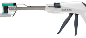 CONTOUR® Curved Cutter Stapler
