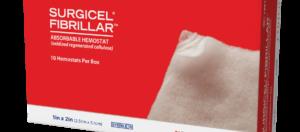 SURGICEL® FIBRILLAR Absorbable Hemostat